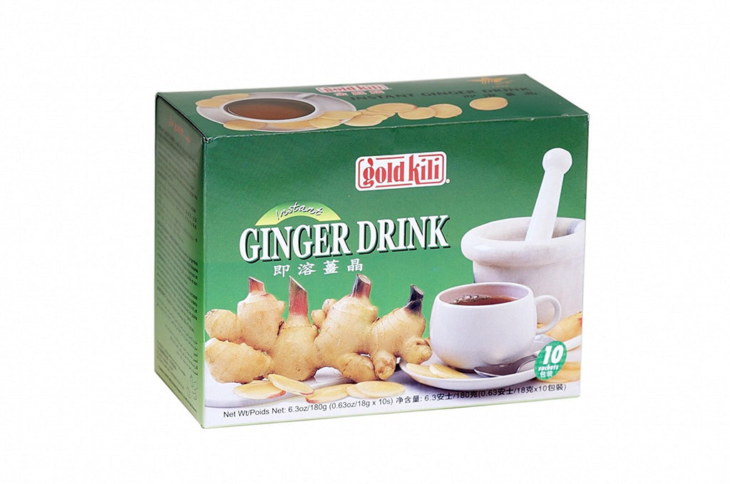 GOLD-KILI Inst. Ginger Drink (10Bag) 180g