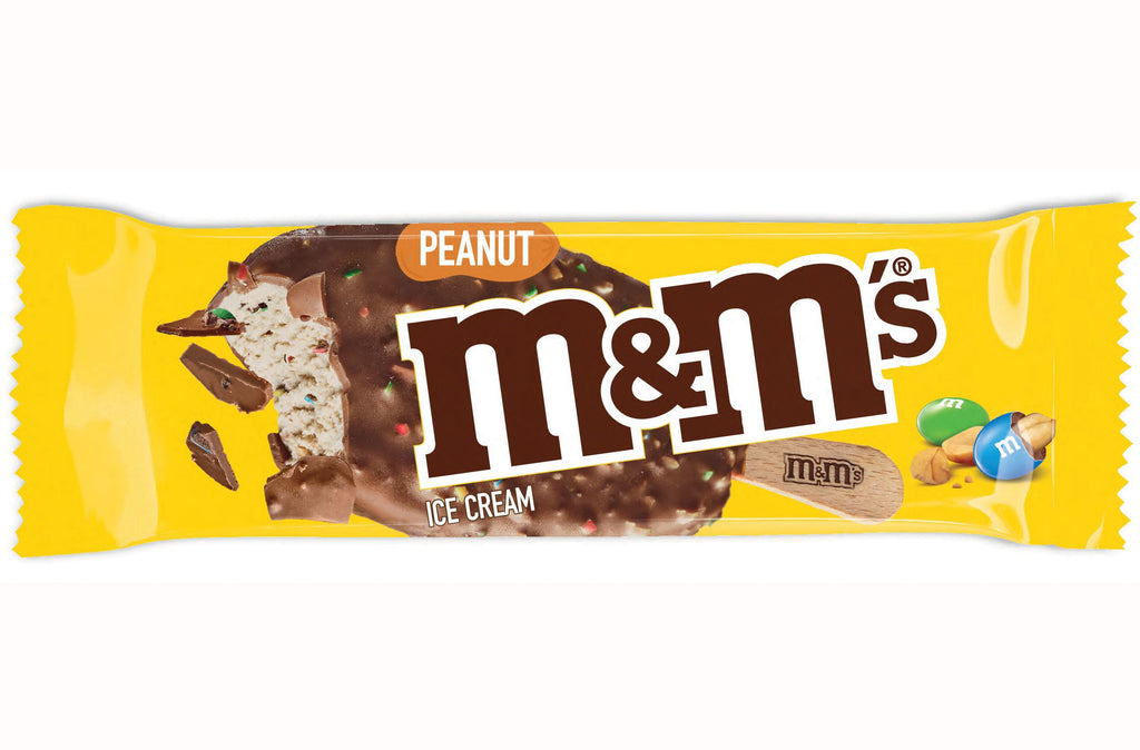 M&M's peanut ice sticks 62g