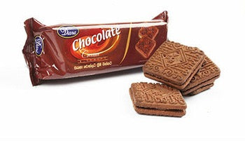 Diana Chocolate Cream Biscuits 90g