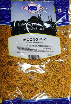 KCB Roasted Moong Mix 450g