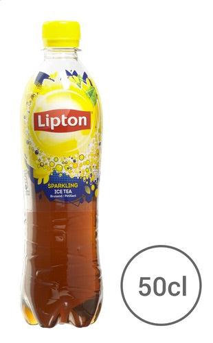 LIPTON ICE TEA bruisend 500ml