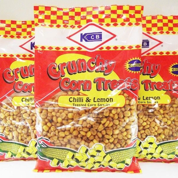 KCB Crunchy corn Treats 400g