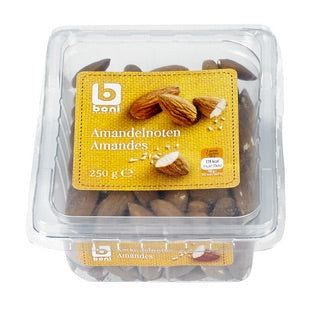 BONI SELECTION almonds 250g