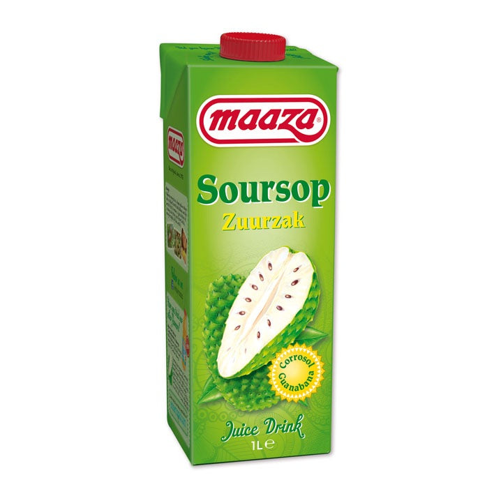 Maaza Soursop Drink 1L