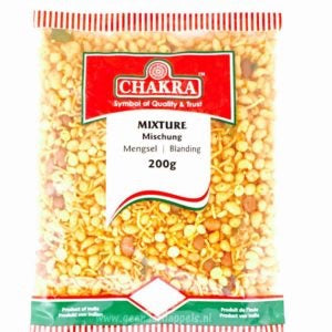 Chakra Mixture Extra Hot 250g