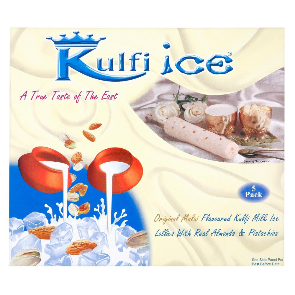 Tubzee Kulfi Ice Cream Original Flavour