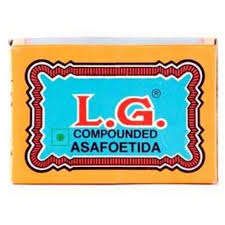 LG Compounded Asafoetida 50g