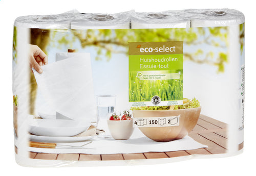 ECO-SELECT kitchen paper 2l 150v 4r