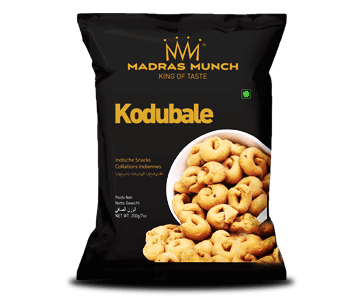 Madras Munch Kodubale(ring murukku)200g