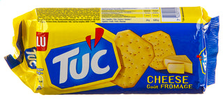 LU TUC Cheese cookie 100g