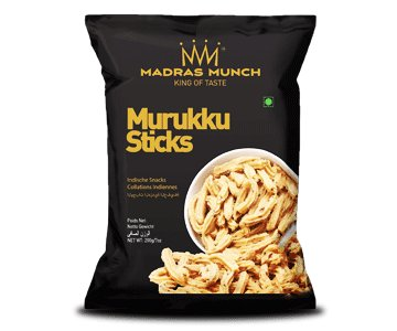 Madras Munch Murukku sticks 200g