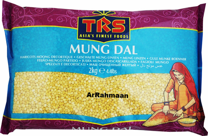 TRS mung Dal split(without skin) 2kg