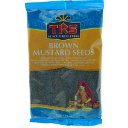 TRS Mustard Seeds(Brown) 100g