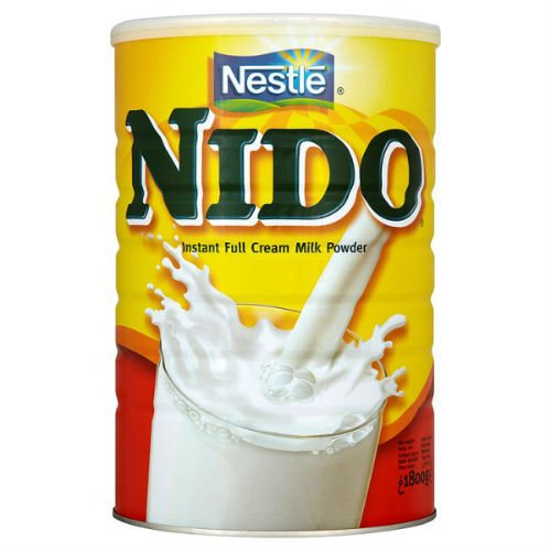 Nido Instant Cream MIlk Powder 1800g