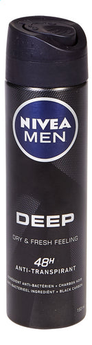 NIVEA deo men Deep 150ml