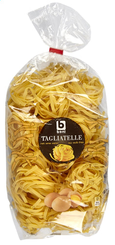 BONI SELECTION tagliatelle eggs-Pasta 500g