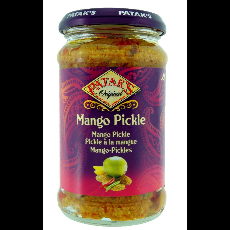 Pataks Mango Pickle (medium) 283g
