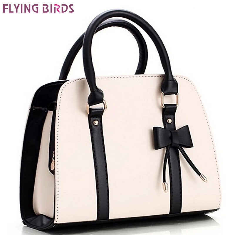 FLYING BIRDS 2016 women handbag for women bags leather handbags brands women's pouch bolsos messenger bags shoulder bag SH344fb