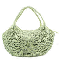 AMELIE GALANTI 2017 classic style retro woven bag knitting dumpling shaped  portable shoulder bag  free shipping