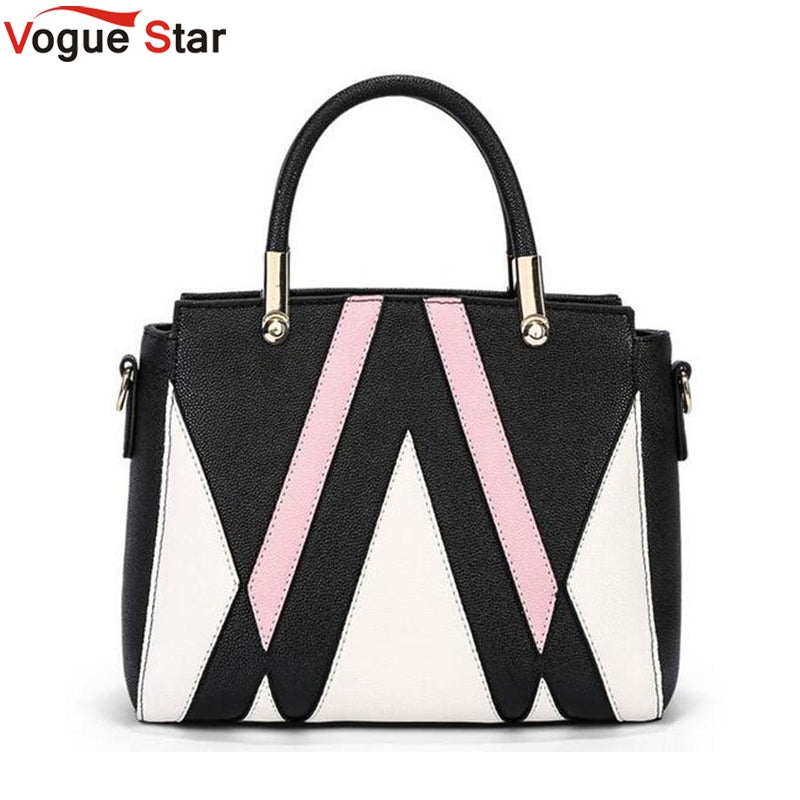 faf862da71 Vogue star casual Tote Women Shoulder Bags pu Leather Women Bags Designer  Brand Female Handbags elegant Crossbody Bags Sac LB15