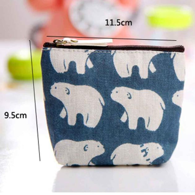 Xiniu Ladies wallets and purses Zipper Coin Purse Cute Portab Bag portefeuille femme#PYYW
