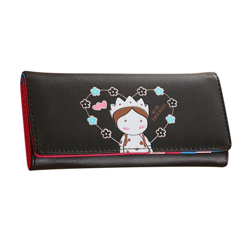 Xiniu wallet women Love Heart Hasp Coin Purse women's wallet women's handbags small clutch carteira feminina#EL