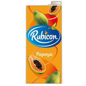 Rubicon Papaya Drink 1L