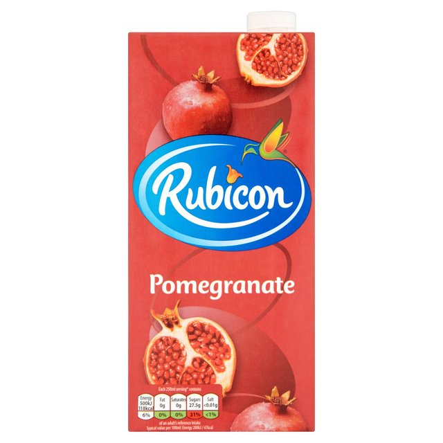 Rubicon Pomegranate Drink 1L
