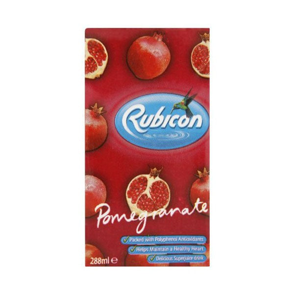 Rubicon Pomegranate Drink 288ml