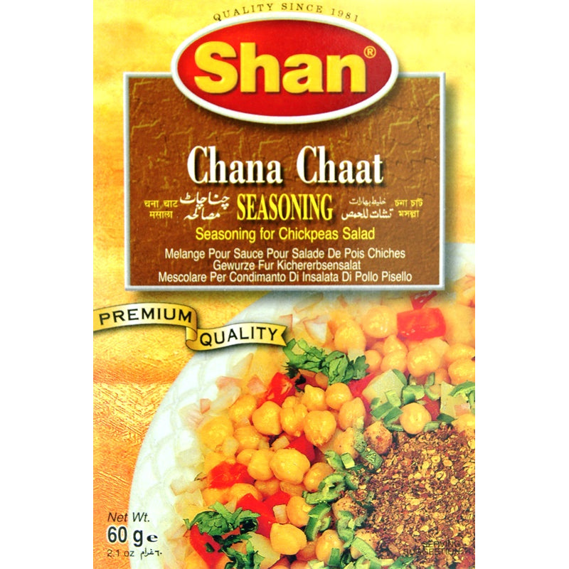 Shan Chana Chaat Masala 100g