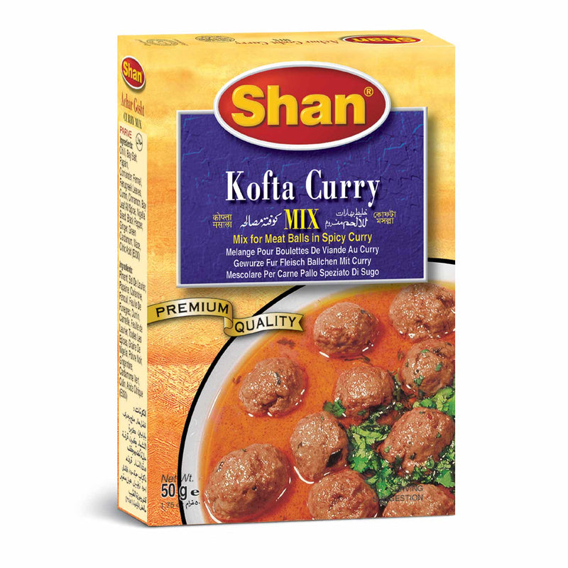 Shan Kofta Curry 50g