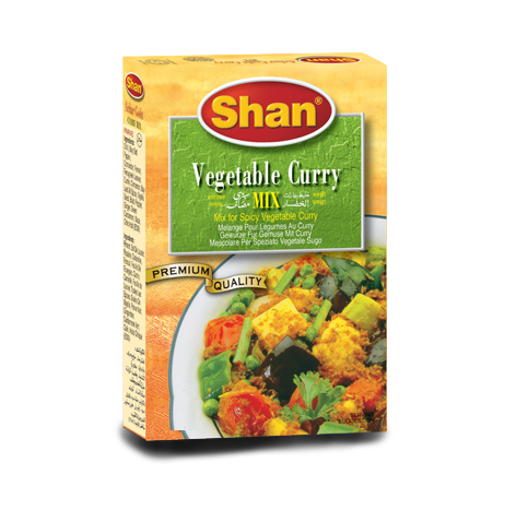 Shan Vegetable Mix 60g