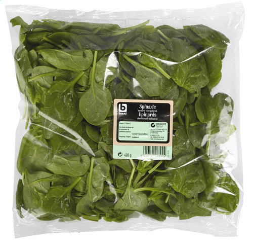 BONI SELECTION Spinach 400g