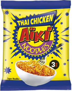 AIKI noodles thai chicken 82g