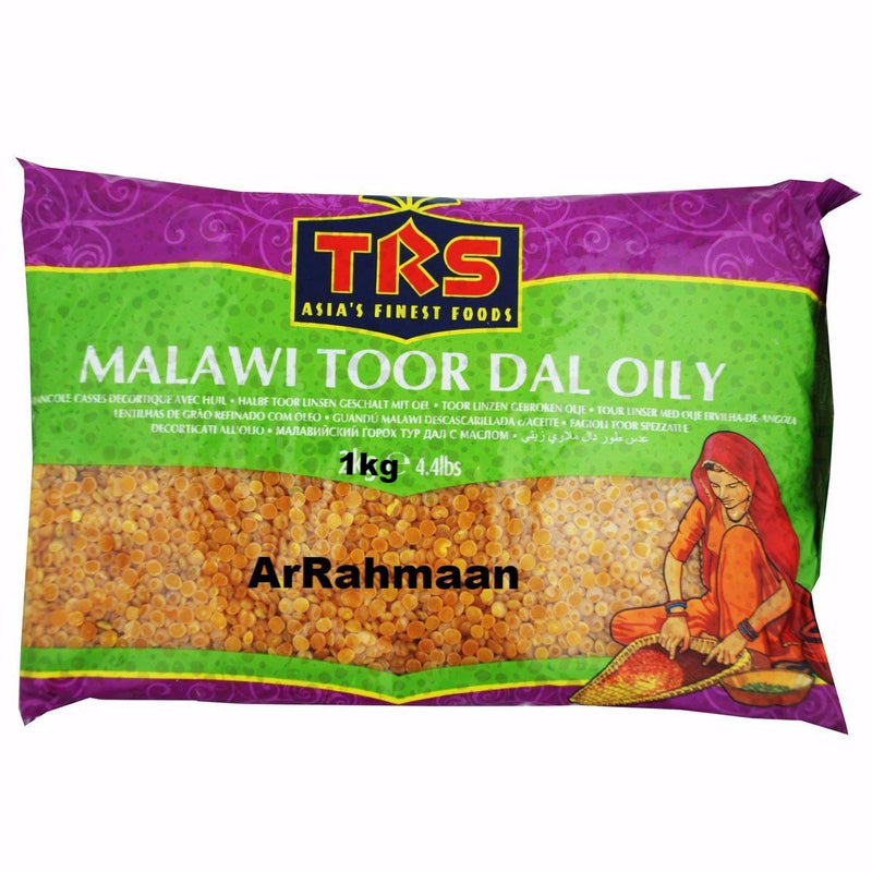 TRS toor dal oily 1kg