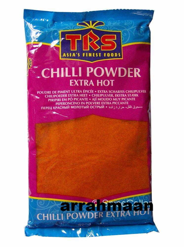 TRS Chilli Powder Extra Hot (Lal Mirch) 400g