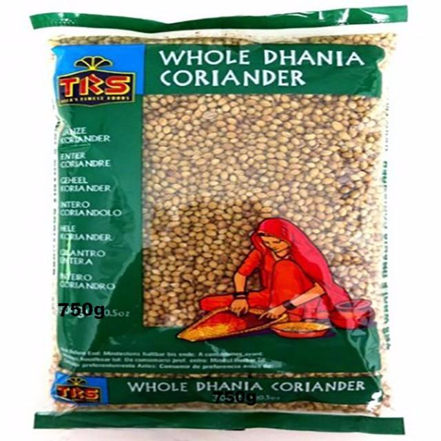 TRS Whole Coriander (Dhania Seeds)750g