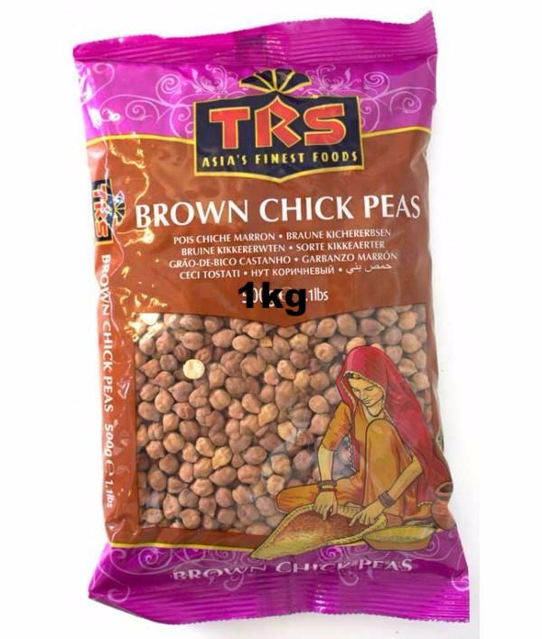 TRS Brown Chickpeas (Kala Chana) 1kg
