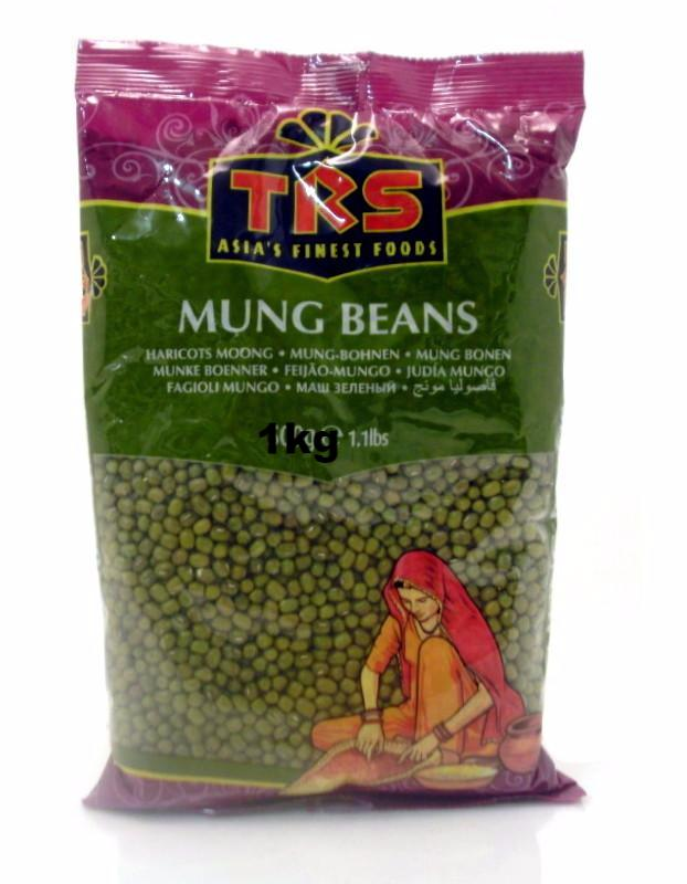 TRS mung Dal whole 1kg