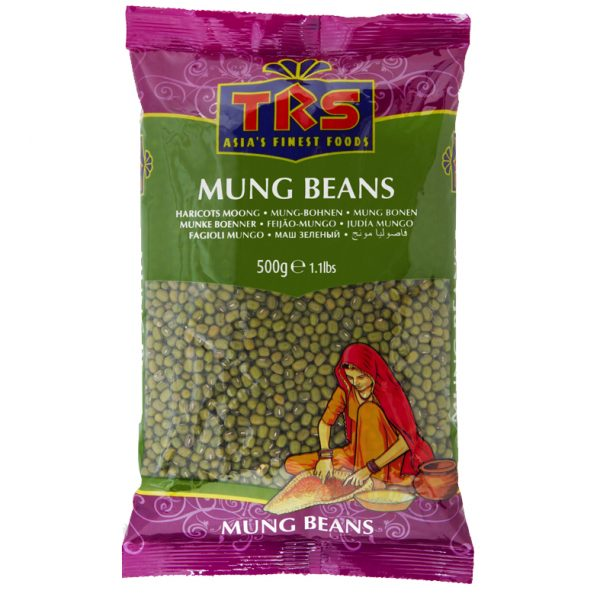 TRS mung Dal whole 500g
