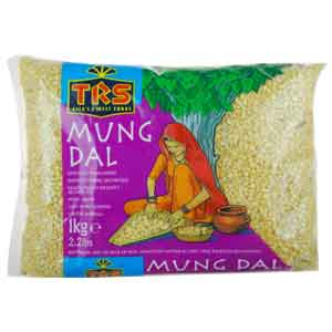 TRS mung Dal split(without skin) 1kg