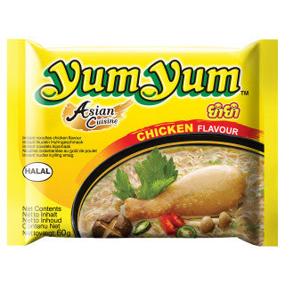 YumYum chicken noodles 60g