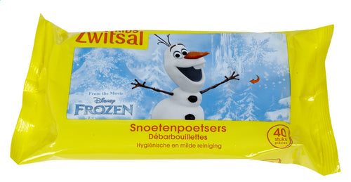 Zwitsal Wet wipes (snoetenpoetser doekjes ) 40 piece