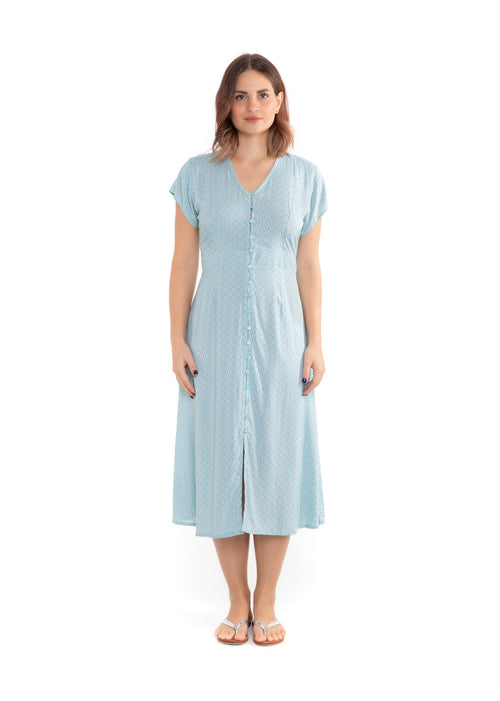 Dress Asher - Mint Star