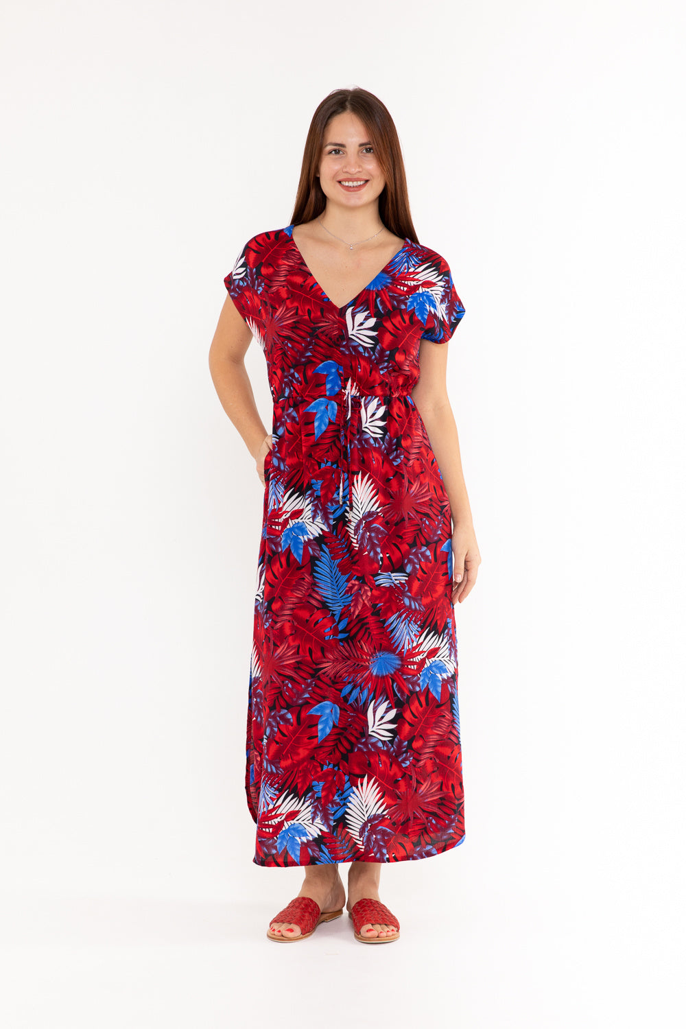 Dress Mia - Palm Infusion