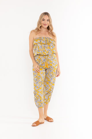Jumpsuit Strapless - Little Dandy