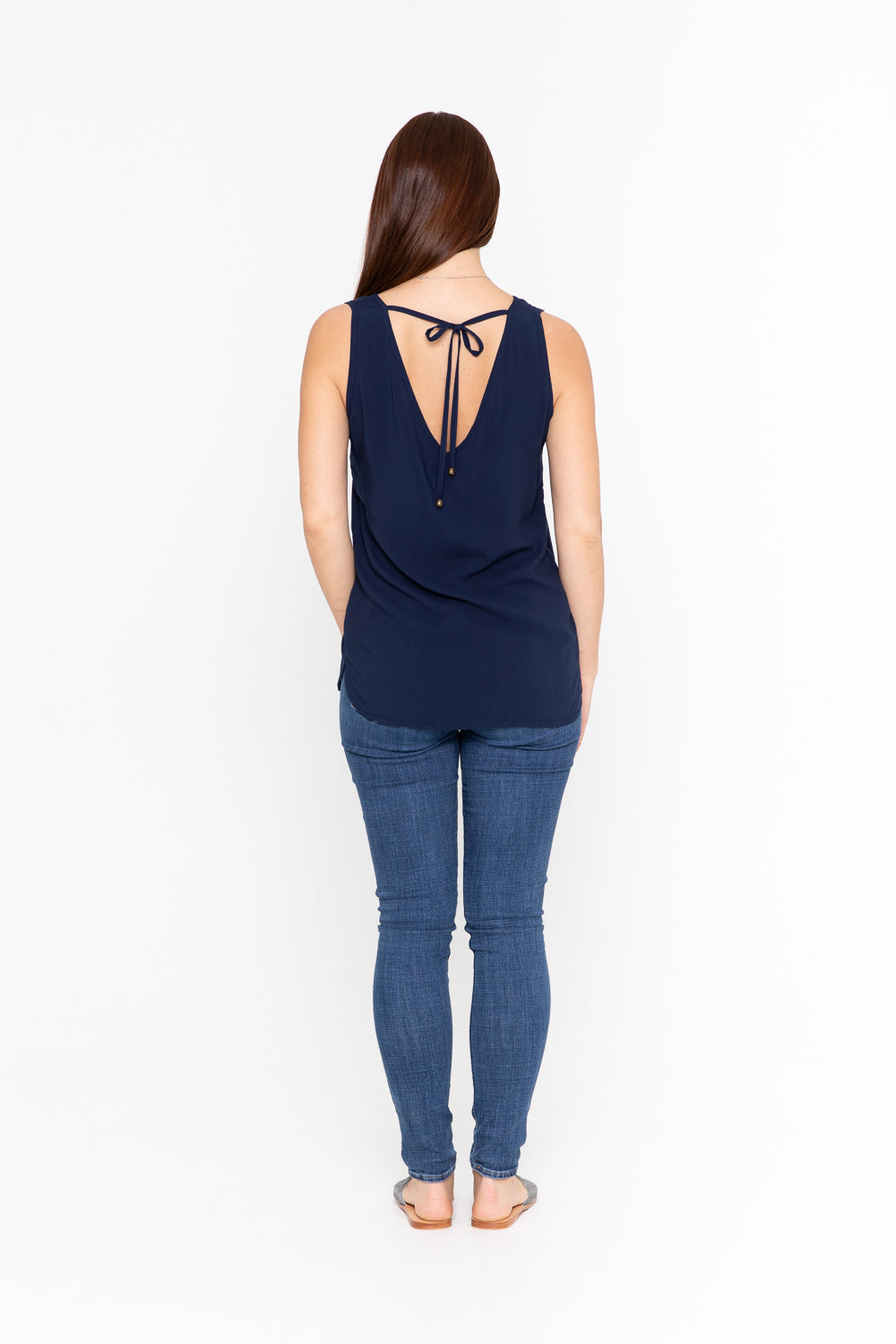 Top Tina - Navy