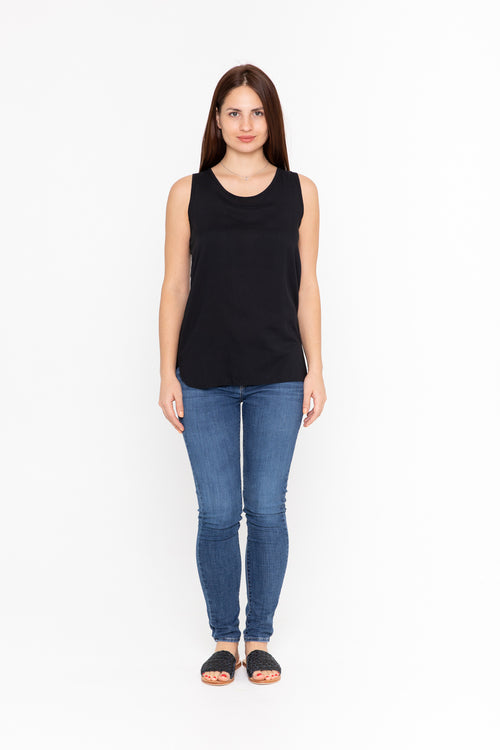 Top Tina - Black