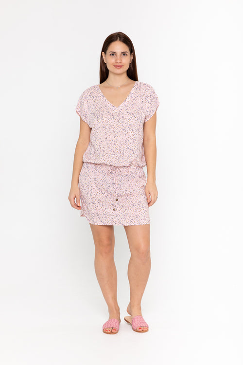 Dress Lily - Little Pink Daisy