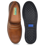 Kolapuri Centre Men's Tan Jutis